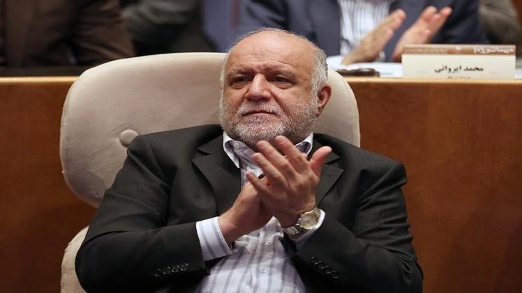 وزير النفط الإيراني: أسعار النفط لن تنخفض في حال التوصل إلى اتفاق بشأن النووي