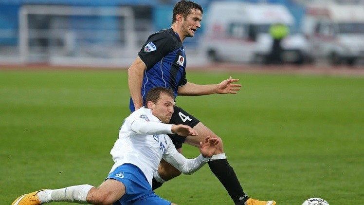 شينيك يطيح بدينامو موسكو من مسابقة كأس روسيا