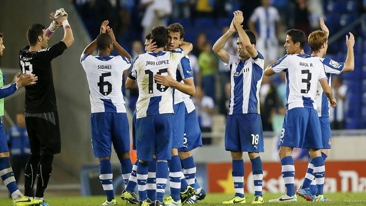 إسبانيول يحقق أول انتصاراته في الليغا الإسبانية