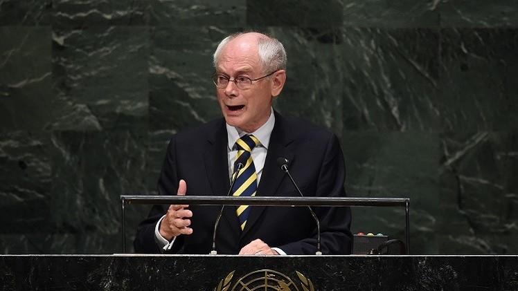 الاتحاد الأوروبي: مستعدون لإعادة أجواء الثقة مع روسيا في حال تقدم في تسوية الأزمة الأوكرانية