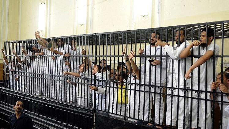 مصر.. أحكام بالسجن على حوالي 100 من أنصار مرسي