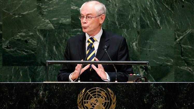 بروكسل مستعدة لإعادة النظر في العقوبات ضد روسيا