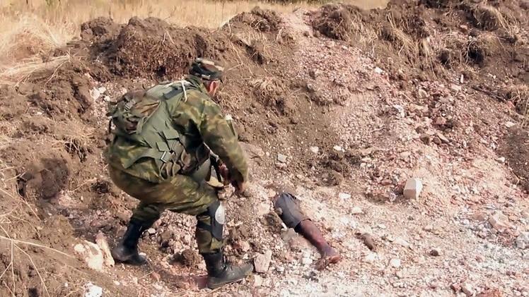 بعثة أممية تعتزم التحقيق في مقابر جماعية جنوب شرق أوكرانيا