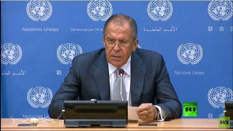 لافروف: روسيا كانت ولا تزال تحارب الإرهاب بغض النظر عن إعلان تحالفات ضده