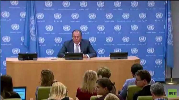 لافروف: روسيا تدعم الحوار بين كييف وجنوب شرق أوكرانيا