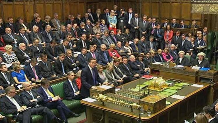 البرلمان البريطاني يوافق على توجيه ضربات جوية ضد تنظيم