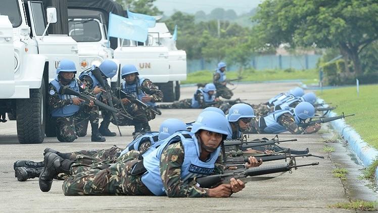 اليابان والمكسيك تشاركان للمرة الأولى في قوات حفظ السلام الدولية