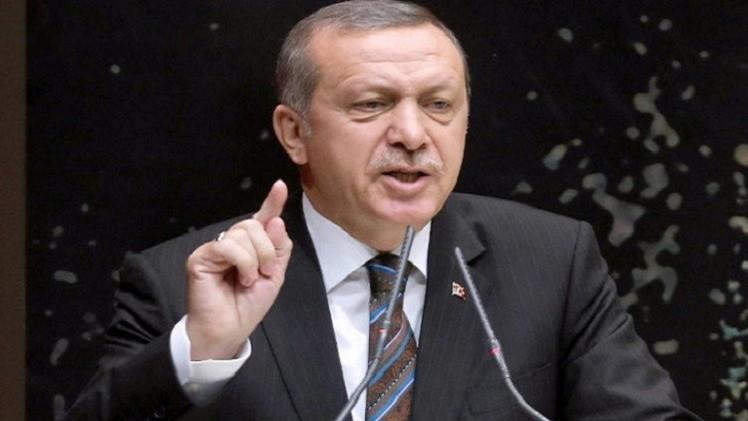 أردوغان لا يستبعد المشاركة بالضربات ضد