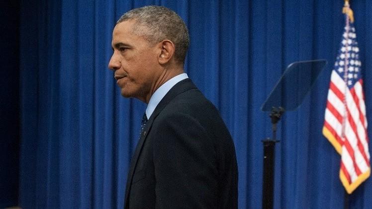 أوباما يؤكد أن قيادة بلاده لا تزال قوية رغم التحديات