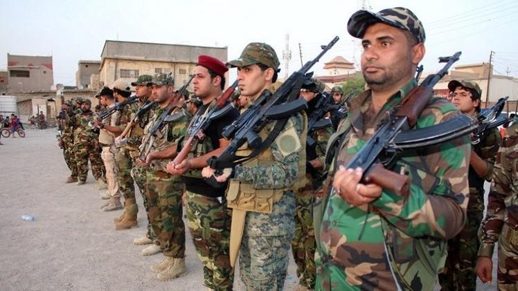 الجيش العراقي يستعيد السيطرة على سد شرقي بغداد