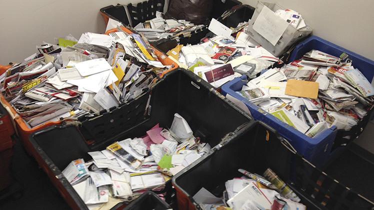 الكحول تمنع ساعي بريد في نيويورك من إيصال 40 ألف رسالة