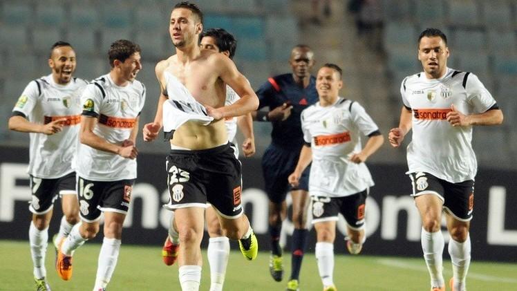 وفاق سطيف ينتزع بطاقة التأهل لنهائي دوري الأبطال من مازيمبي