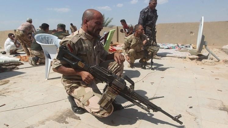 القوات العراقية تعلن مقتل عشرات المسلحين في تكريت والأنبار