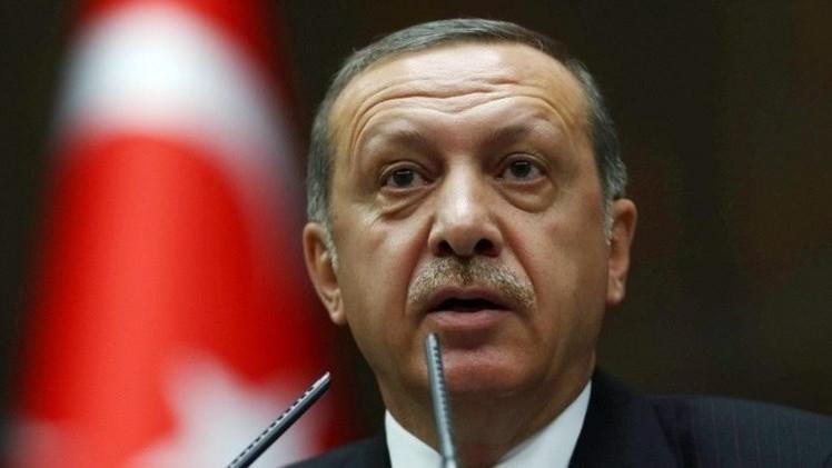 أردوغان: لا يمكننا  البقاء خارج التحالف الدولي ضد تنظيم