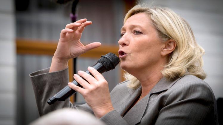 لوبان: سيطرة اليمين الفرنسي على مجلس الشيوخ نصر تاريخي