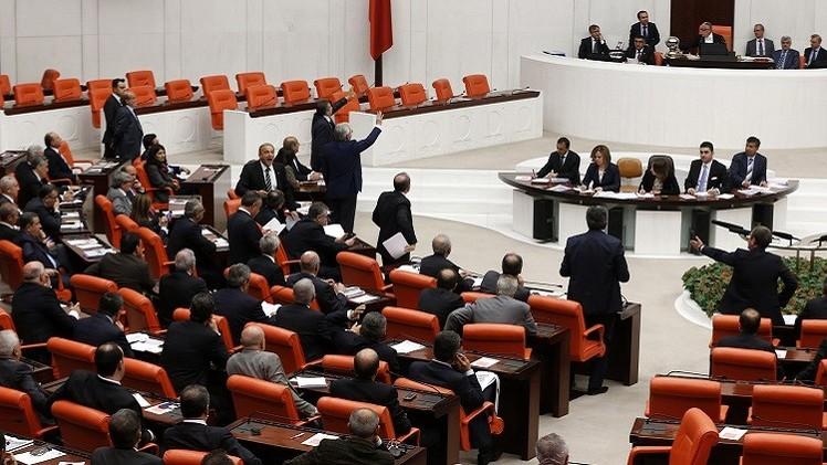 الحكومة التركية ستطلب موافقة النواب للتدخل في سورية والعراق