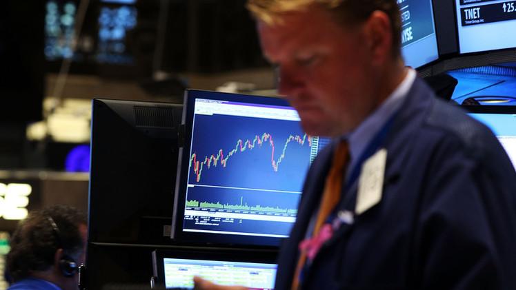 المؤشرات الأمريكية تنخفض في بداية الأسبوع