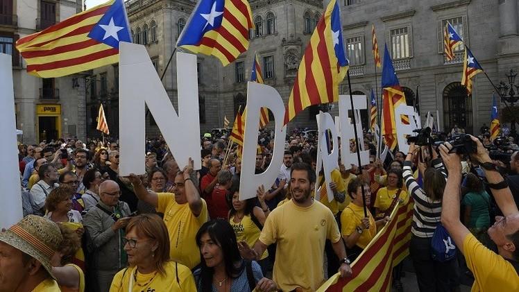 المحكمة الدستورية الإسبانية تعلق إجراء استطلاع حول سيادة كاتالونيا
