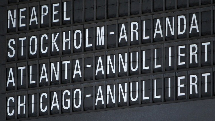 إضراب طياري لوفتهانزا لمدة 15 ساعة يؤثر على 9 آلاف مسافر