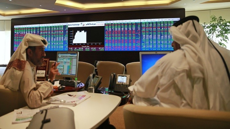مؤشرا دبي والسعودية يتقدمان في تداولات اليوم خلافا للمؤشر القطري