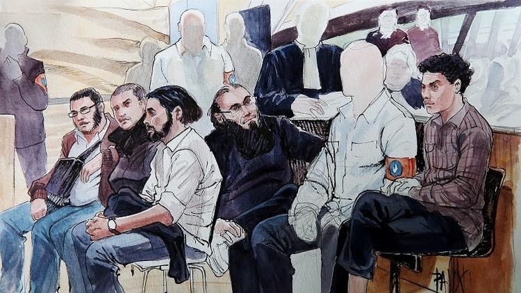 محاكمة أعضاء