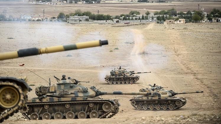 الجيش التركي ينتظر تفويضا برلمانيا للتدخل في سورية والعراق