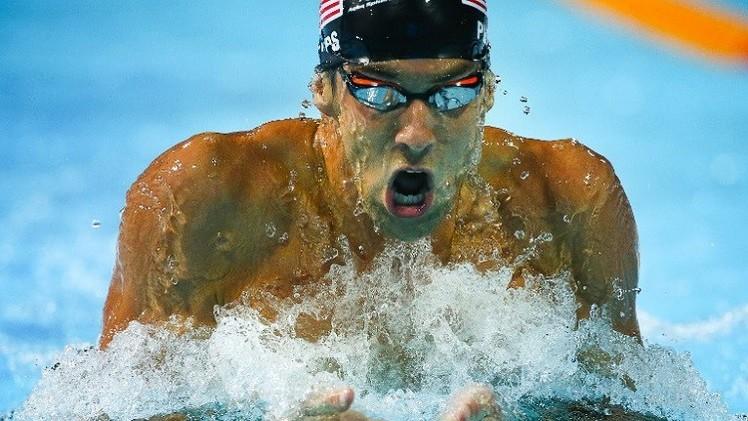 أمريكا: الشرطة توقف السباح الأولمبي فيلبس