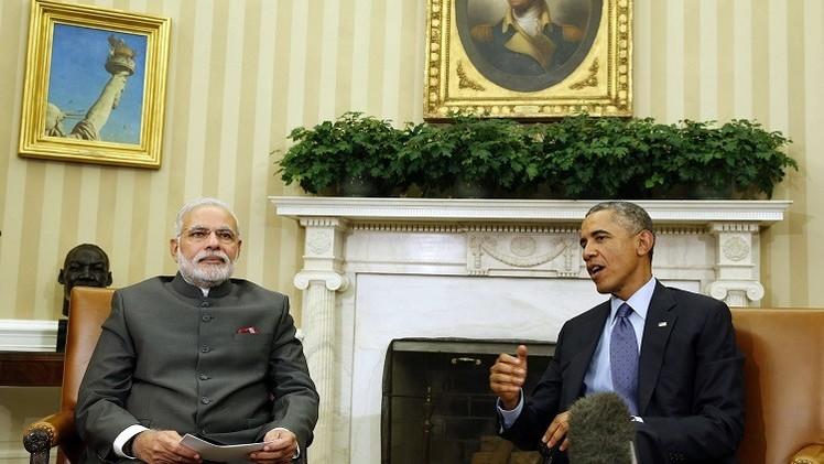 الهند تعلن عدم انضمامها إلى التحالف ضد مسلحي