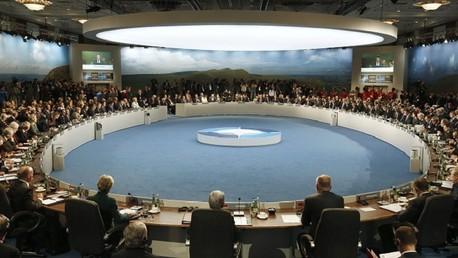 افتتاح قمة الناتو في محافظة ويلز البريطانية