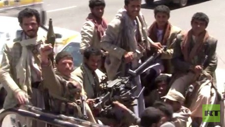 جماعة الحوثي في صنعاء