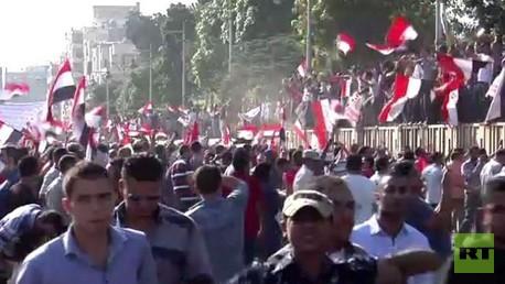 ثورة 30 يونيو/ حزيران - مصر - أرشيف