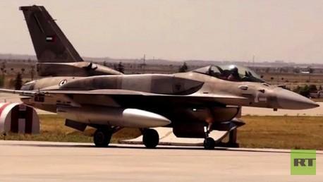 إحدى طائرات سلاح الجو الإماراتي