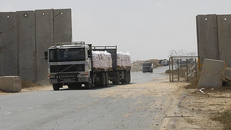 صحيفة: لقاءات فلسطينية إسرائيلية سرية لرفع الحصار عن غزة