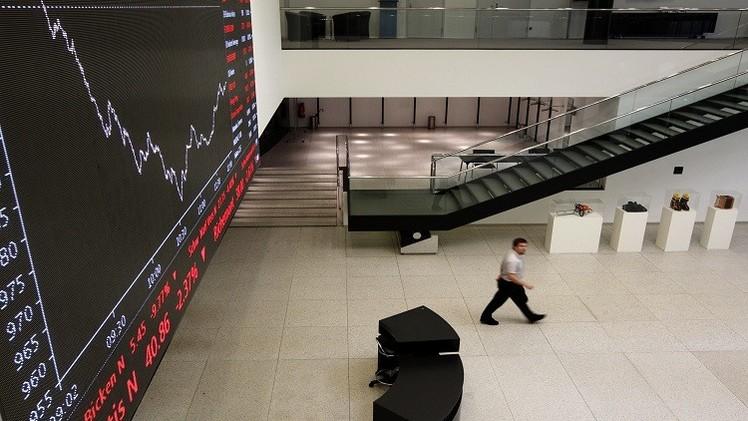 الأسهم الأوروبية تتراجع بعد تحذيرات من سينسبري ونكسان