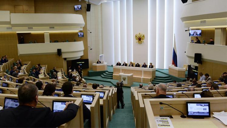 مجلس الاتحاد الروسي يصادق على اتفاقية الاتحاد الاقتصادي
