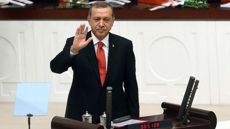 أردوغان: سنحارب