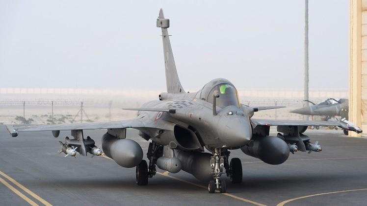 فرنسا تعزز وجودها في أجواء العراق