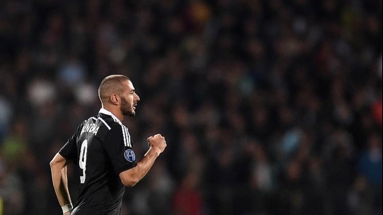 بنزيمة ينقذ ريال مدريد من فخ لودوغورتس البلغاري