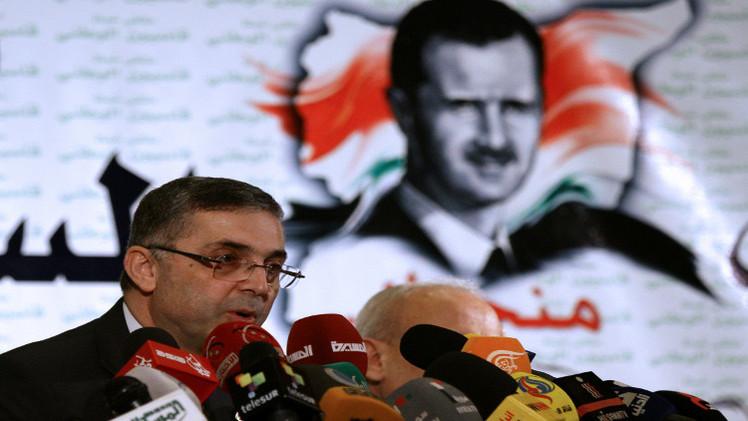 دمشق: سورية تحصل عبر وسطاء على معلومات عن قصف