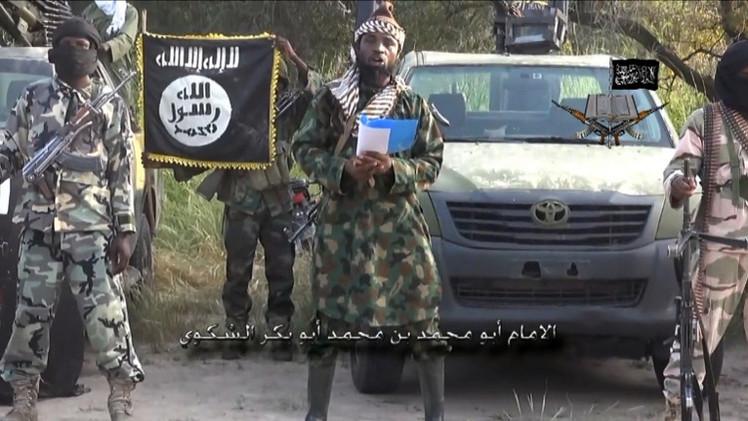 زعيم بوكو حرام يظهر في تسجيل فيديو وينفي أنباء بشأن مقتله