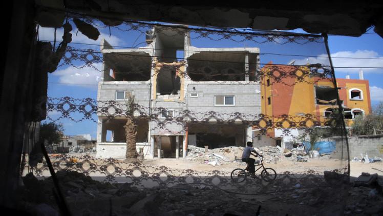 خطة فلسطينية بأربعة مليارات دولار لإعمار غزة
