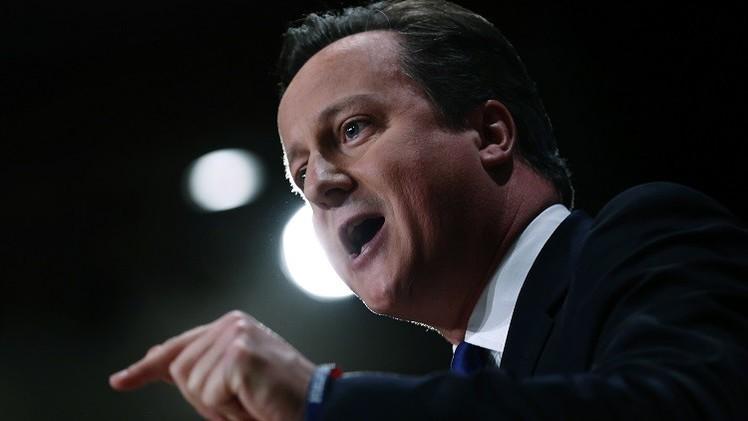كاميرون: بريطانيا دفعت ثمنا غاليا لتحرير أفغانستان