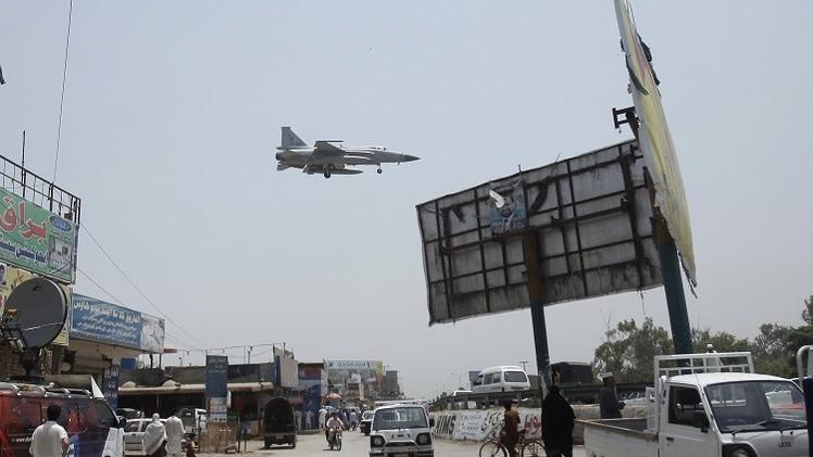 مقتل 15 مسلحا في غارات جوية باكستانية على خيبر