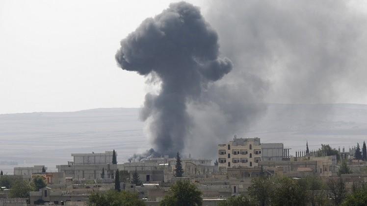اشتداد حدة المعارك على تخوم مدينة عين العرب السورية