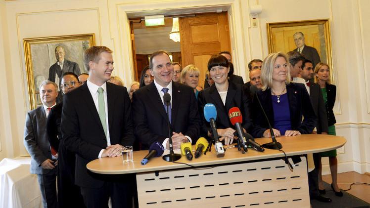 الحكومة السويدية الجديدة تعتزم الاعتراف بدولة فلسطين