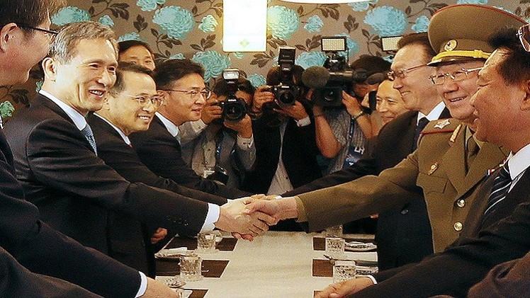 محادثات على مستوى رفيع بين الكوريتين في آسياد