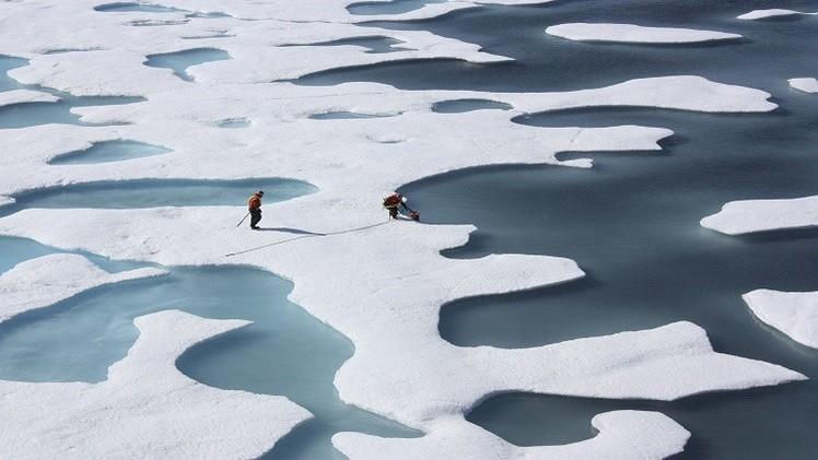بعثة علمية روسية دائمة في المحيط المتجمد الشمالي