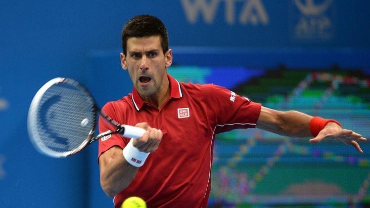 ديوكوفيتش إلى نهائي بطولة الصين المفتوحة للتنس
