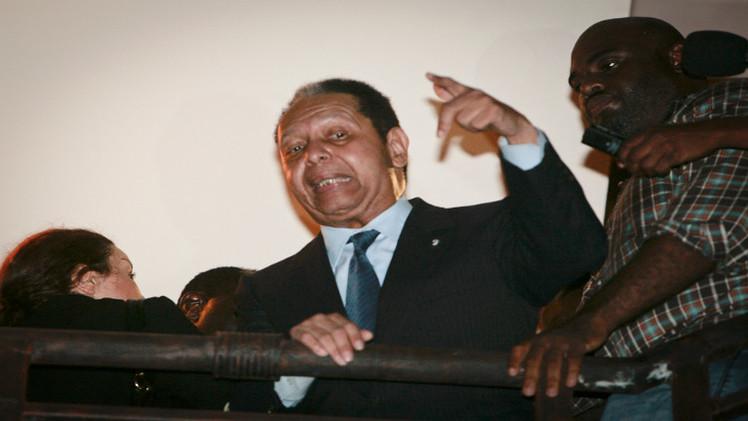 وفاة رئيس هايتي الأسبق دوفالييه بأزمة قلبية