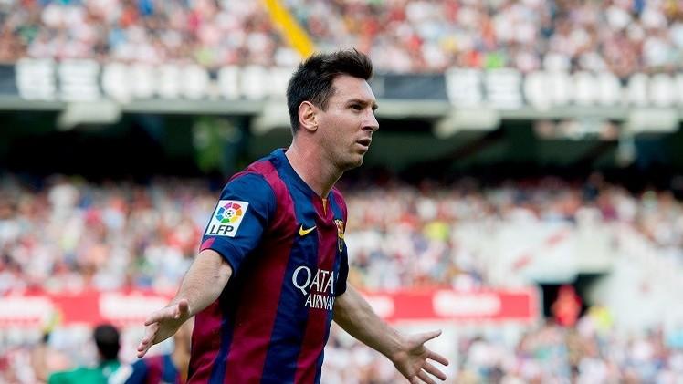 برشلونة يستعيد صدارة الدوري الإسباني من فالنسيا